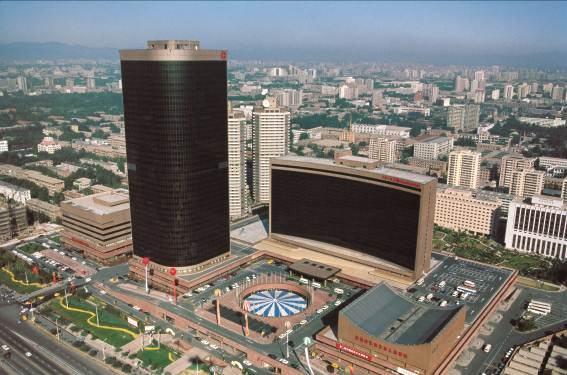 电气火灾北京国贸大厦